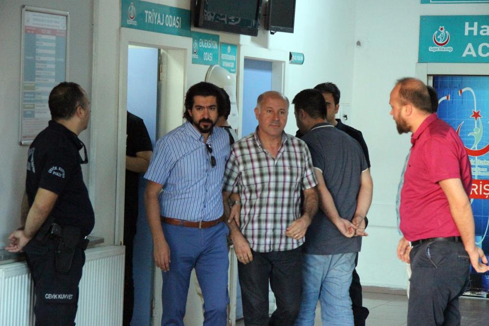 Kahramanmaraş'ta 80 polis ve 16 Emniyet Müdürü gözaltına alındı 2