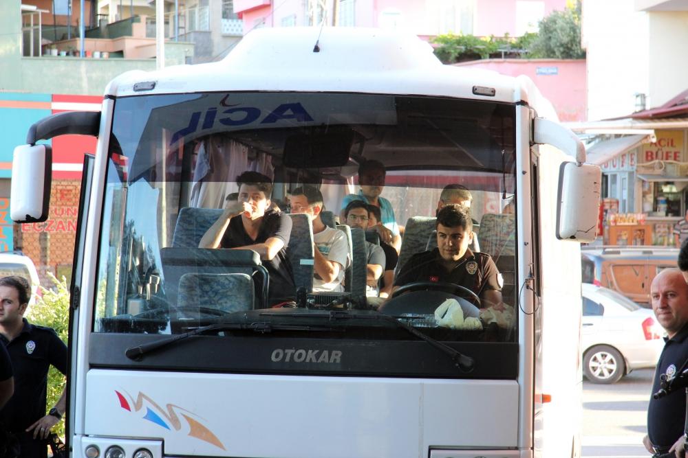 Kahramanmaraş'ta 80 polis ve 16 Emniyet Müdürü gözaltına alındı 4