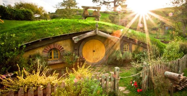 Sivas'taki Hobbit Köyünden Kareler 1