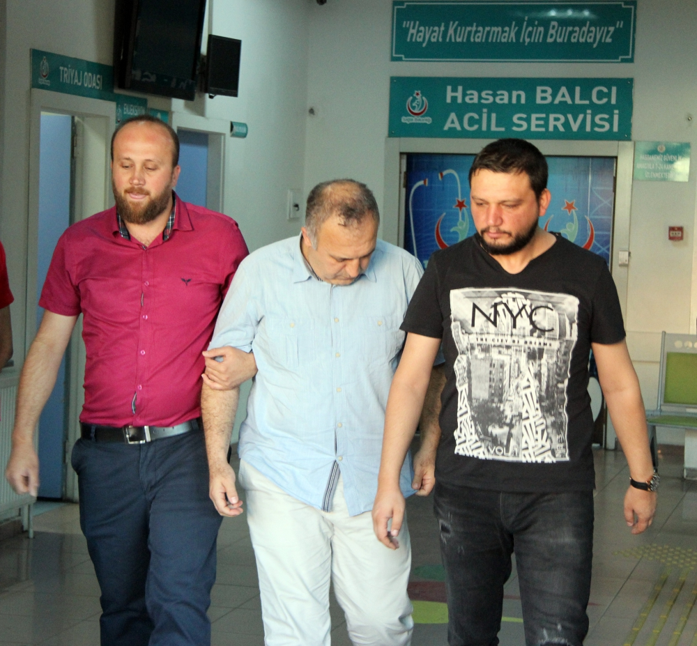 Kahramanmaraş'ta 12 polis tutuklandı 2