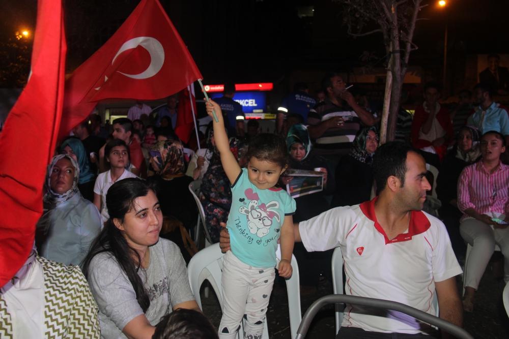 Demokrasi Meydanında Maraştan Haber sesleri 8