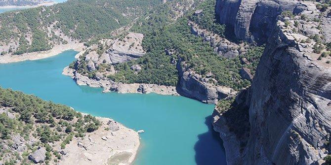 Kahramanmaraş Menzelet Barajı