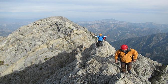 Kahramanmaraş dağcıların gözdesi oldu 1