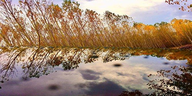 Kahramanmaraş'ta sonbaharın fotoğraflara yansıması