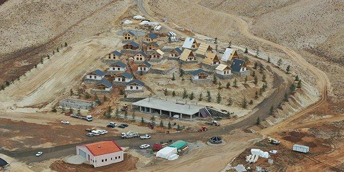 Kahramanmaraş'ın cazibe merkezi kış sezonuna hazırlanıyor