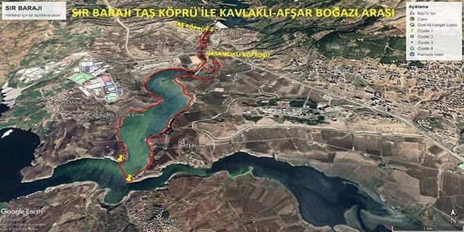 Kahramanmaraş'ta bu alanlarda balık avlamak yasak