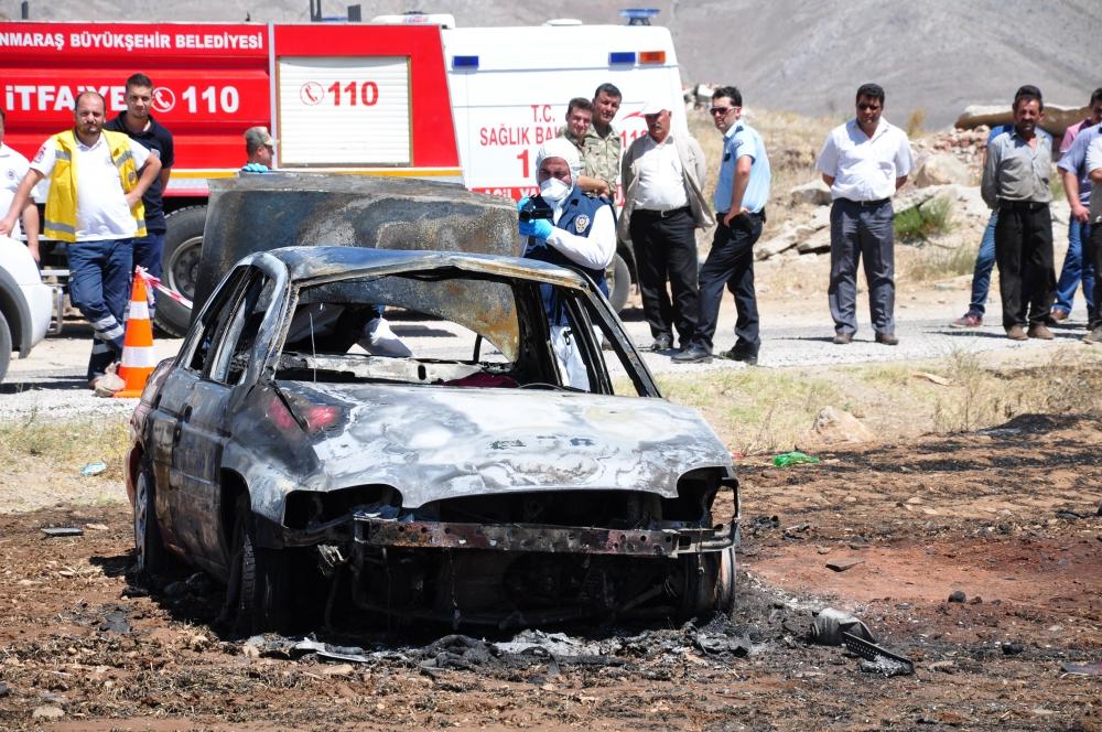 10 gün önce emekli olan polis yanarak can verdi 3