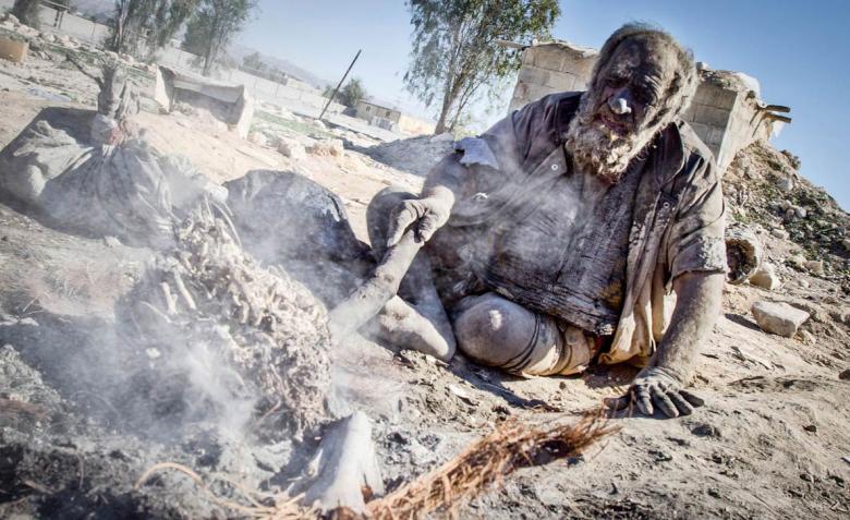 60 yıldır yıkanmayan adamın görüntüleri 9