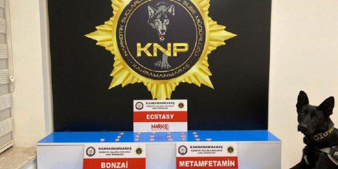 Kahramanmaraş'ta 1 ayda uyuşturucudan 21 kişi tutuklandı