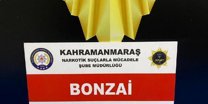 Kahramanmaraş'ta uyuşturucu satıcısı 8 kişi tutuklandı
