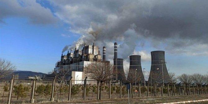Kahramanmaraş'ta termik santralde göçük