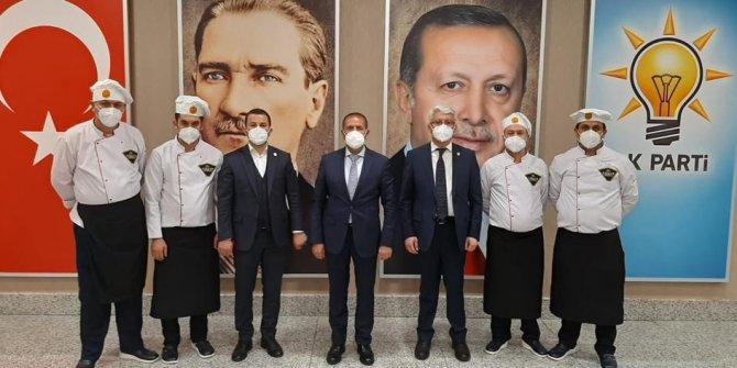 Alpedo-Kervan Lezzet Grubu Kahramanmaraş'ı Ankara'ya taşıdı