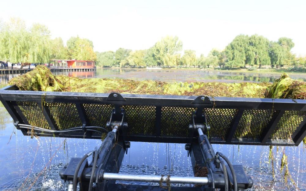 Ceyhan Nehri temizleniyor 3