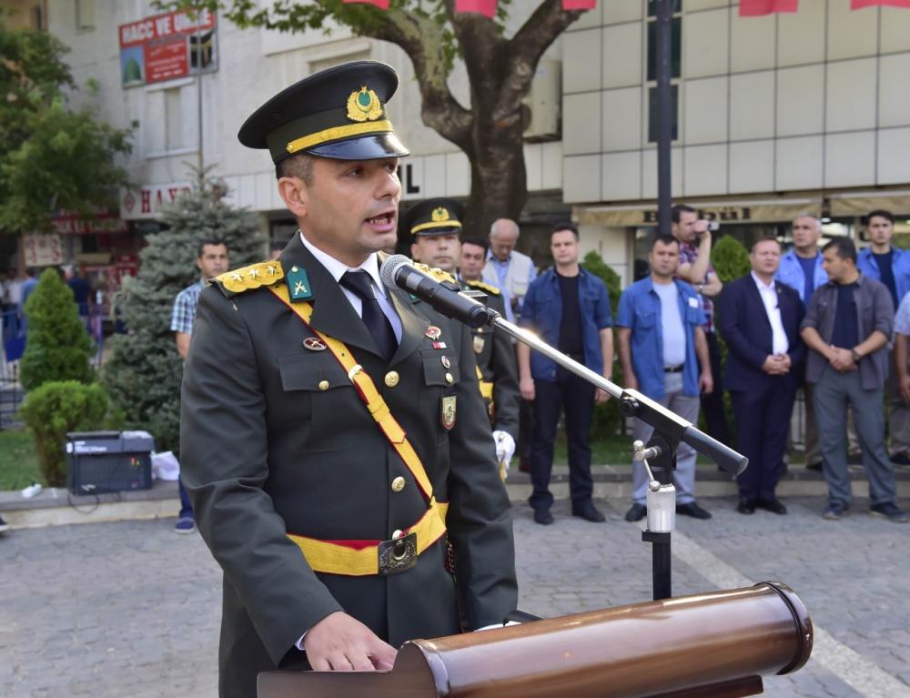 30 Ağustos Zaferi Kahramanmaraş'ta kutlandı 11