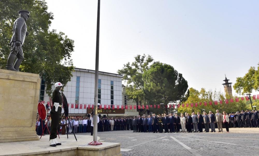 30 Ağustos Zaferi Kahramanmaraş'ta kutlandı 13