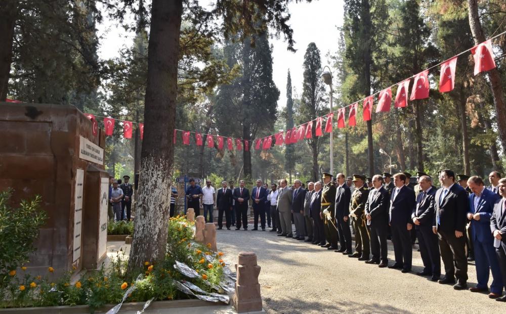30 Ağustos Zaferi Kahramanmaraş'ta kutlandı 5