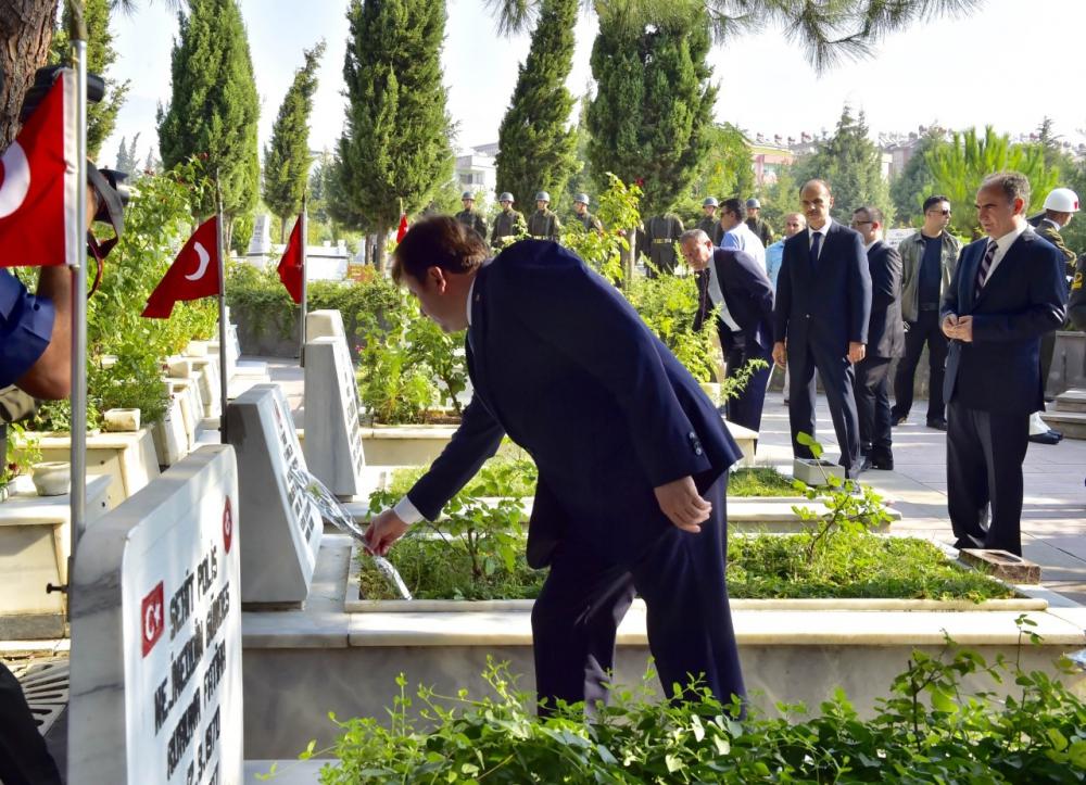 30 Ağustos Zaferi Kahramanmaraş'ta kutlandı 7