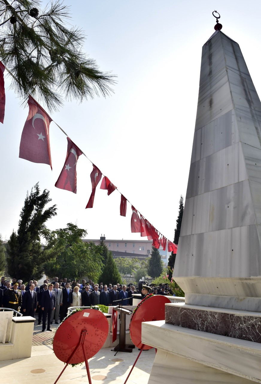 30 Ağustos Zaferi Kahramanmaraş'ta kutlandı 8