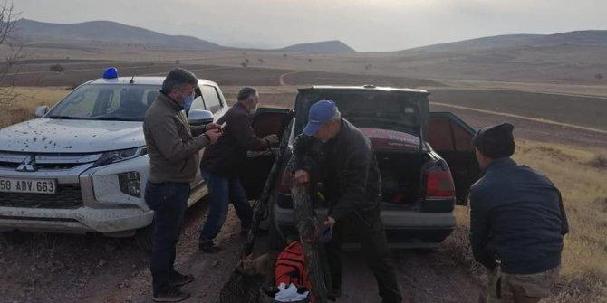 Kahramanmaraş'ta kaçak avcı denetimi