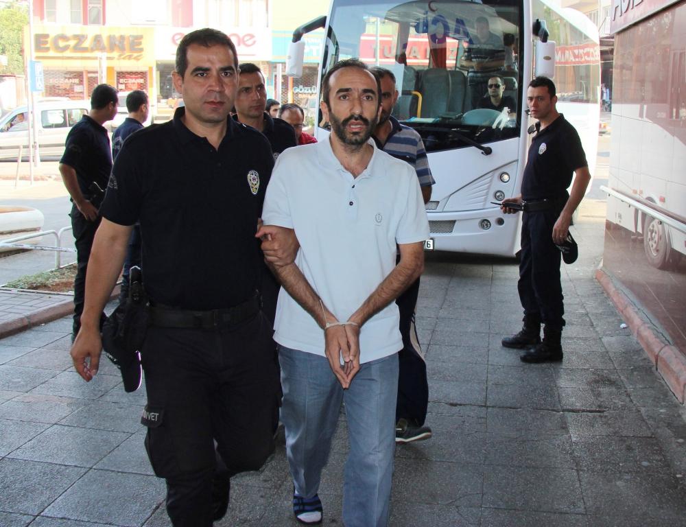 31 kişi FETÖ'den gözaltına alındı 3