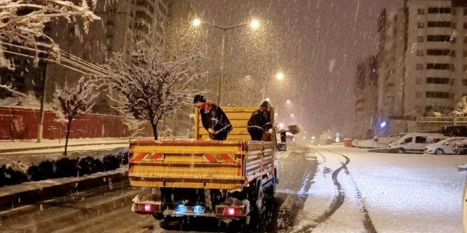 Kahramanmaraş'ta ana arterler açıldı