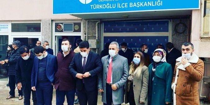 Deva Partisi Kahramanmaraş'ta ilçe kongrelerine devam ediyor