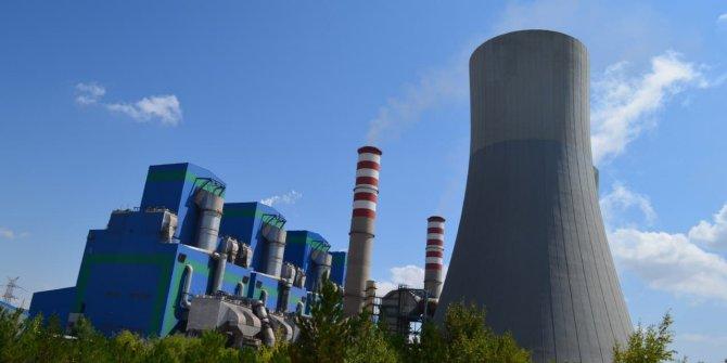 Kahramanmaraş'ta Afşin-Elbistan B Termik santralinde enerji üretimi durd