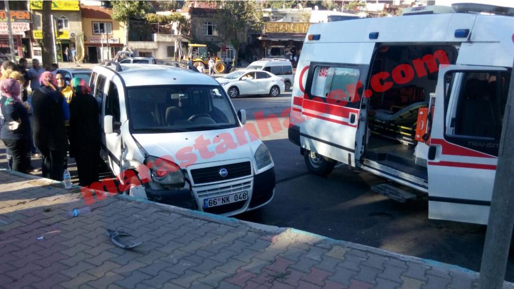 Kahramanmaraş'ta aynı anda, aynı yerde iki farklı kaza! 6