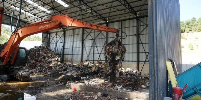Kahramanmaraş'ta 238 bin ton atık bertaraf edildi