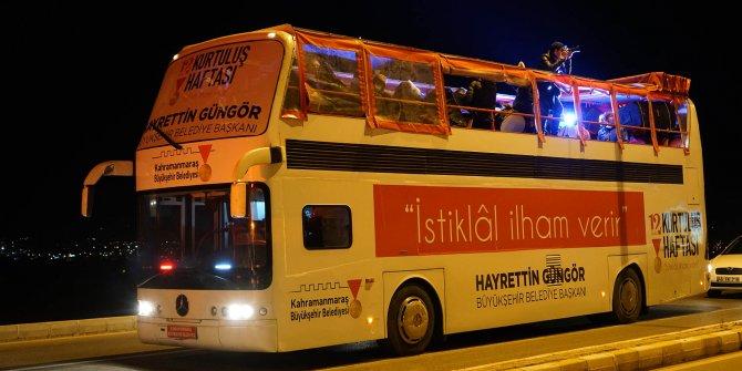 Kahramanmaraş'ta Kurtuluş Bayramı Etkinlikleri devam ediyor