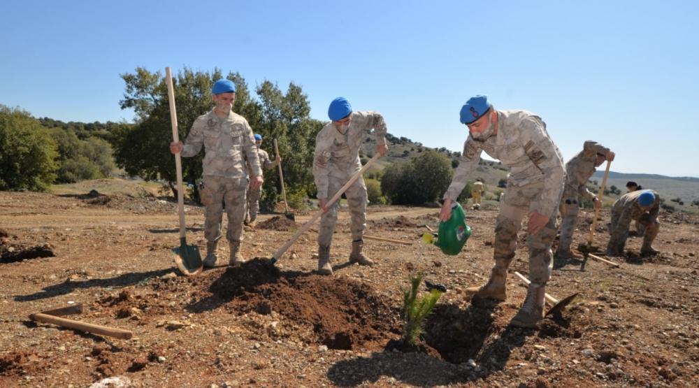 Kahramanmaraş'ta 21 Mart Dünya Ormancılık Haftası kutlandı 1