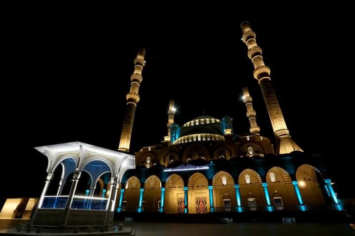 Abdulhamidhan Camii dünya birincisi oldu 10