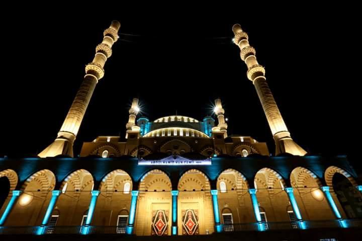 Abdulhamidhan Camii dünya birincisi oldu 12