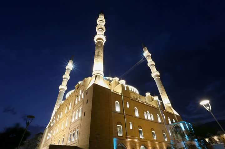 Abdulhamidhan Camii dünya birincisi oldu 13