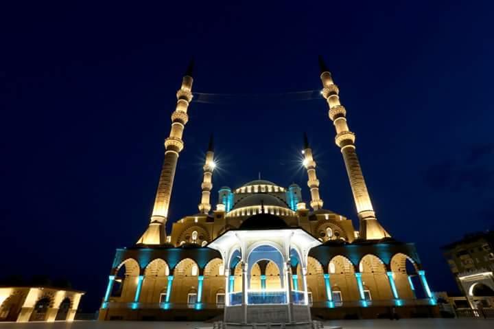 Abdulhamidhan Camii dünya birincisi oldu 14