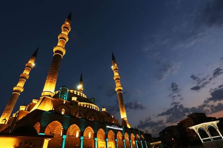 Abdulhamidhan Camii dünya birincisi oldu 18