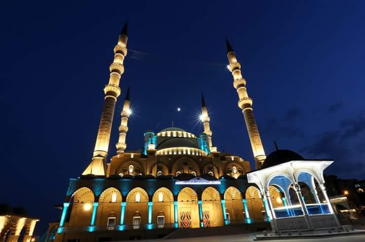 Abdulhamidhan Camii dünya birincisi oldu 2