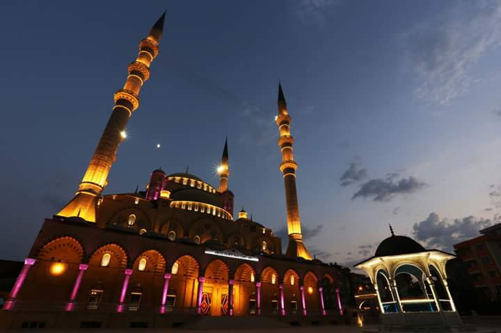 Abdulhamidhan Camii dünya birincisi oldu 5