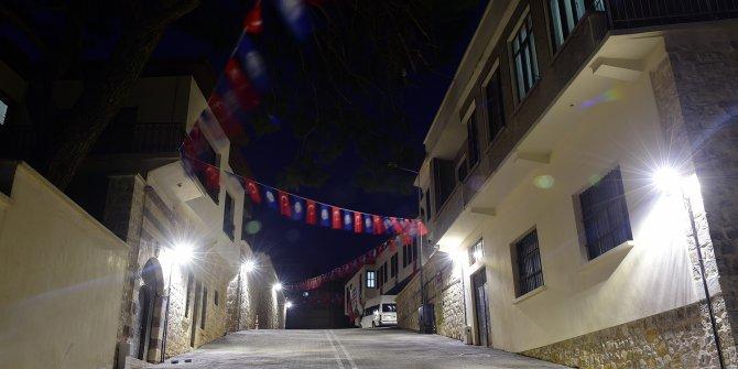 Kahramanmaraş'taki Bahtiyar Yokuşu'na ziyaretçi akını