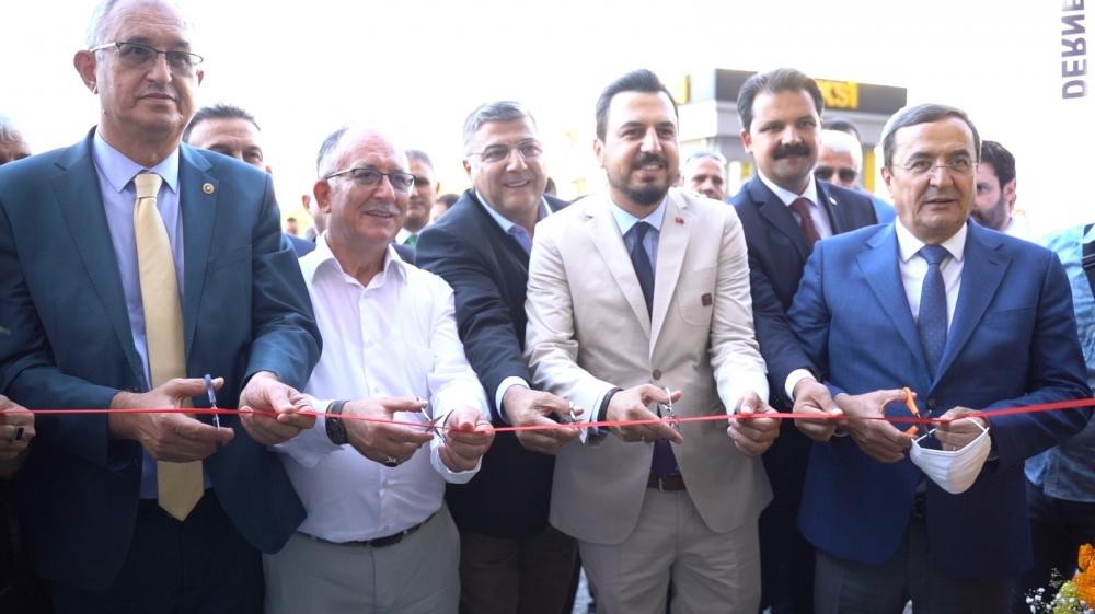 Kahramanmaraş, açılış ve hemşehri buluşmasıyla İzmir'e damga vurdu 1