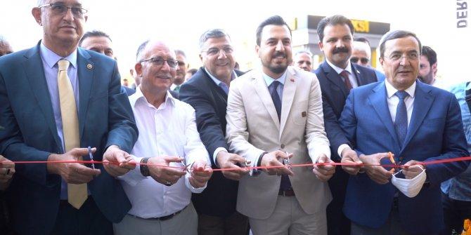 Kahramanmaraş, açılış ve hemşehri buluşmasıyla İzmir'e damga vurdu