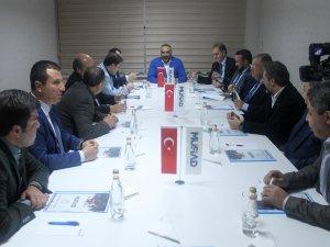 Müsiad Kahramanmaraş'ta yeniden teşkilatlandı