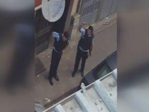 Kâğıthane'de ihbara giden polis ekibine silahlı saldırı