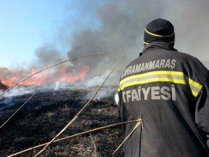Anız yangınlarına Büyükşehir müdahalesi