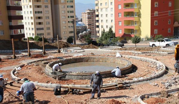 HAYDARBEY MAHALLESİ'NE YENİ PARK