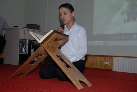 Gençlik Merkezi Yaz Kur'an Kursu Sona Erdi