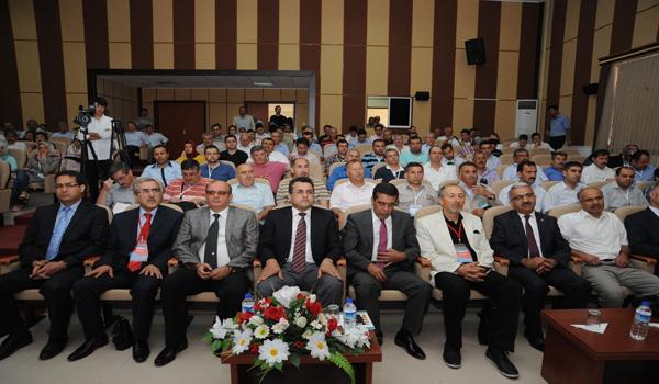 5. Uluslararası Katılımlı Eğitim Denetimi Kongresi Başladı