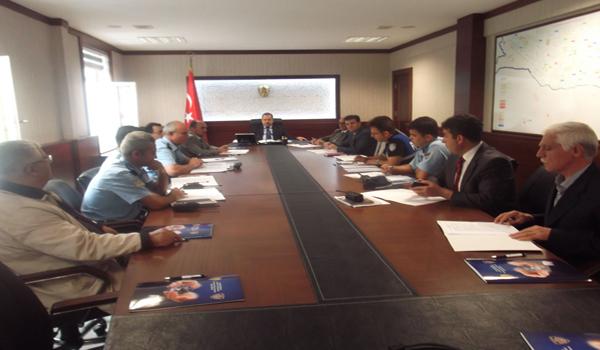 Kent Güvenlik Danışma Kurulu Toplantısı