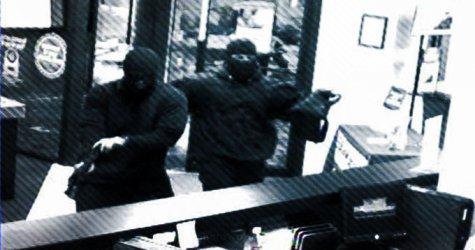Banka soygunu girişimi...