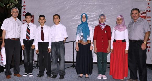 Kur-an Kursu Öğrencilerinden Final Programı